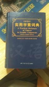 实用字素词典(汉英本)