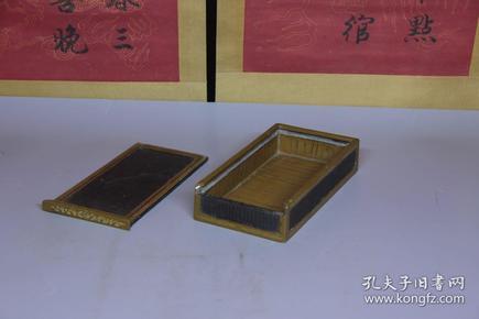 清代  花边漆器盒摆件,尺寸12*23*5.0厘米,细节图如下