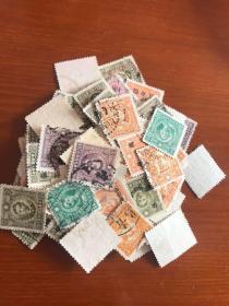 民国老邮票150张