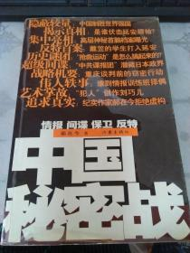 中国秘密战:情报、间谍、保卫、反特工作纪实