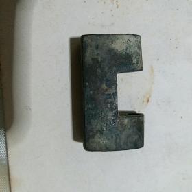 老铜锁  老式锁