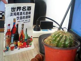 世界名酒及鸡尾酒无酒精饮品的调制