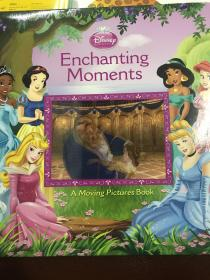 Enchanting moments a moving picture book