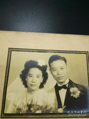民国美女结婚照