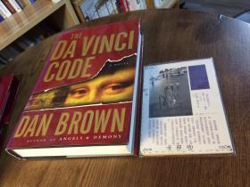 英文原版 THE DAVINCI CODE 达芬奇密码 【存于溪木素年书店】