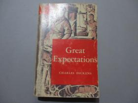 英文原版:Great Expectations 远大前程
