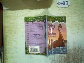 Magic Tree House #15  VIKING SHIPS AT SUNRISE 32开本