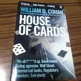 House of Cards:How Wall Street's Gamblers Broke Capitalism贝尔斯登:华尔街的荣耀、贪婪与毁灭