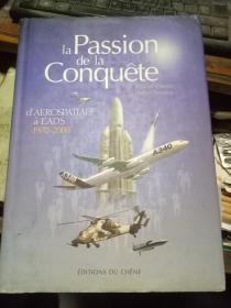 la Passion de la conquete d'AEROSPATIALE a EADS 1970-2000