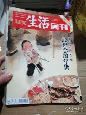 三联生活周刊2016年第5.6期合刊总第873期