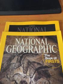 美国国家地理 英文版 2015(2期合售.日期月份见图)