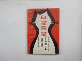 白猫黑猫——中国改革现状透视