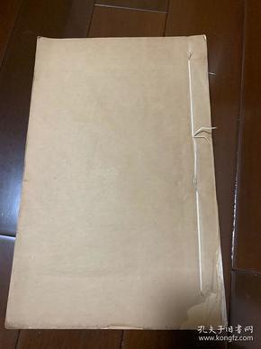 韩文类谱七卷,柳子厚年谱一卷,一厚册,清末防宋精刻,字体精美,品相佳