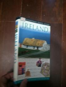 英文原版书 正版 DK Ireland (Eyewitness Travel Guide) 爱尔兰旅游指南