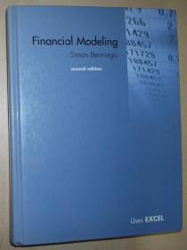 英文原版书 Financial Modeling - 2nd Edition: Includes CD Hardcover 2000 by Simon Benninga  (Author)