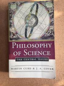 Philosophy of Science: The Central Issues 科学哲学:核心问题