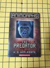 ANIMORPHS #5:THE PREDATOR(英文原版,捕食者)
