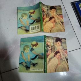 英文原版画册 Mary Cassatt: Paintings  玛丽卡萨特 画集 作品集【精装带封套】40开左右