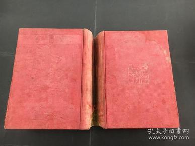 动物学大辞典(一册全)(民国十一年(1922年)商务印书馆出版,硬精装)