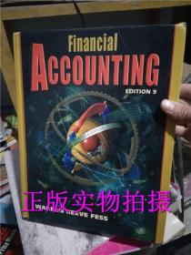 正版实拍Financial ACCOUNTING EDITION9 金融 第9版