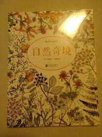 秘密花园涂色学院丛书:自然奇境