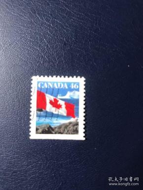 加拿大邮票