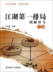 江湖第一排局:鸿雁双飞(下册)