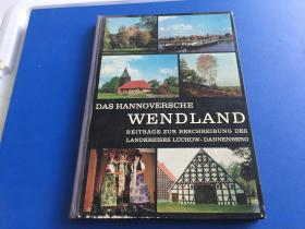 16开 【DAS   HANNOVERSCHE    WENDIAND】 德语画册