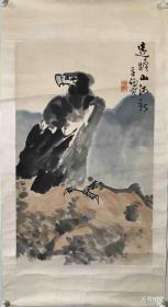 李苦禅 纯手绘 国画(卖家包邮)工艺品
