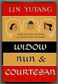 Widow, Nun and Courtesan