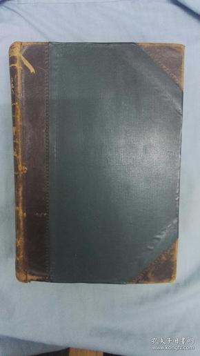珍贵关祖章藏书票,贴于1908年《英华大辞典》上