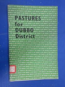 PASTURES  for  DUBBO  District