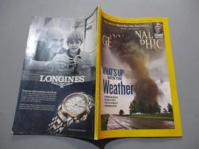 英文原版:National Geographic 美国国家地理(2012年9月号)【附一张地图】