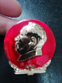 毛主席像章(新北大革委会)