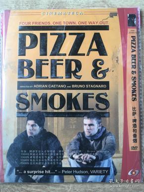 阿根廷 DVD 比萨,啤酒与香烟 Pizza, birra, faso (1998)