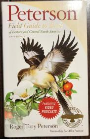 Peterson Field Guide to Birds of Eastern and Central North America 北美洲中部和东部鸟类识别手册