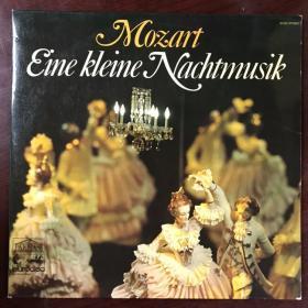 唱片 莫扎特小夜曲 双张