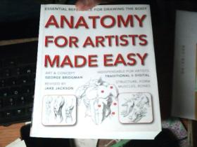 ANATOMY FOR ARTISTS MADE EASY        QQ3