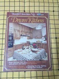 Beautiful Home Ideas No.1:DREAM KITCHENS(英文原版,梦想厨房)