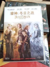 DVD  猎神:冬日之战