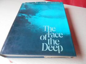 THE FACE OF THE DEEP(1971年精装厚册16开)