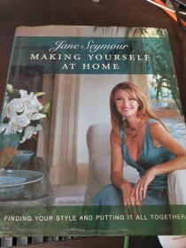 JANE SEYMOUR MAKING YOURSELF  AT HOME