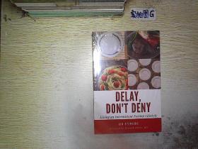 DELAY DONT DENY (未拆封)  ...