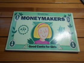 MONEYMAKERS , Good Cents for Girls    赚钱的人,女孩们的好东西