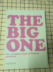 THE BIG ONE (The complete  book of Wybone products)
