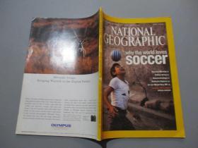 英文原版:National Geographic 美国国家地理(2006年6月号)