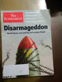 the economist  经济学人  2018年5
