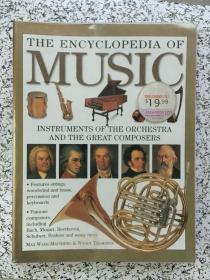 THE ENCYCLOPEDIA OF MUSIC 音乐百科全书