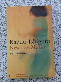 kazoo Ishiguro never let me go