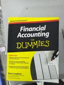 特价~Financial Accounting For Dummies9780470930656